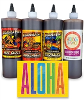 Kilauea Fire Summer Sampler