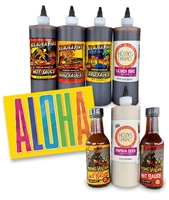 Kilauea Fire Super Summer Sampler